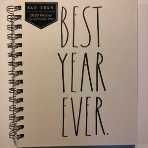 Other - Rae Dunn Planner